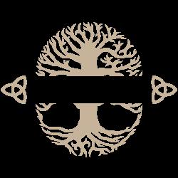 TÍR SAOR Logo (made by Kreativhörnchen)