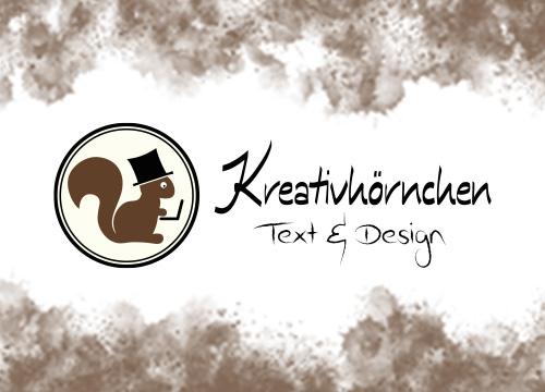Kreativhörnchen - Text & Design - Leistungen als Designerin