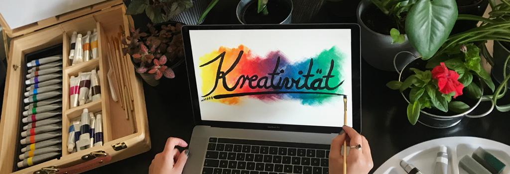 Kreativität in der Medienwelt |Kreativhörnchen Blog