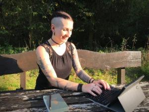Kreativhörnchen | Nadine Gübitz, freiberufliche Texterin und Mediengestalterin